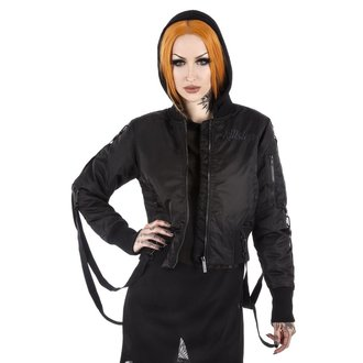 giacca primaverile / autunnale - Goth Doll Street - KILLSTAR, KILLSTAR