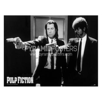poster - Pulp Fiction (B & N Guns) - GPP51003, PYRAMID POSTERS