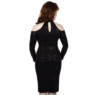 Vestito Da donna KILLSTAR - GRAVE GIRL HALTER - NERO, KILLSTAR