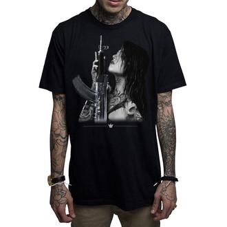 t-shirt hardcore uomo - GUN PLAY - MAFIOSO, MAFIOSO