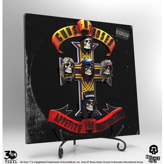 Decorazione Guns N' Roses - Appetite for Destruction, KNUCKLEBONZ, Guns N' Roses
