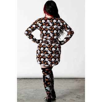 Camicia da notte da donna KILLSTAR - Haunted Pumpkin - Nero, KILLSTAR
