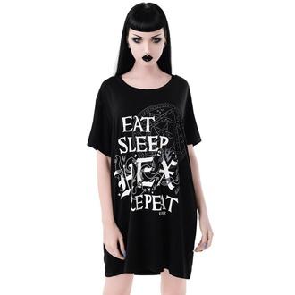 t-shirt donna - Hex & Repeat - KILLSTAR, KILLSTAR