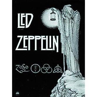bandiera Led Zeppelin - Scala, HEART ROCK, Led Zeppelin