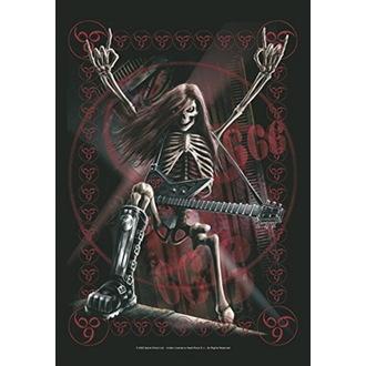Bandiera Spiral - Metalhead, SPIRAL