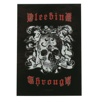 Bandiera Bleeding Through - Truth, HEART ROCK, Bleeding Through