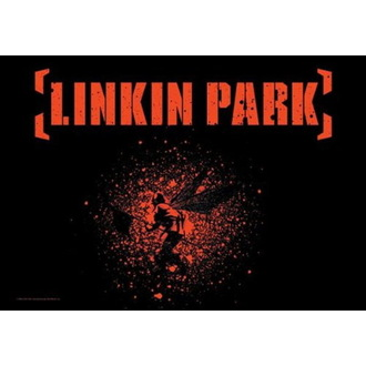 Bandiera Linkin Park - Soldier Wings, HEART ROCK, Linkin Park
