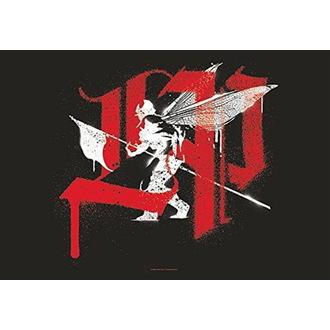 Bandiera Linkin Park - Tangled, HEART ROCK, Linkin Park