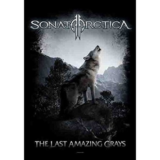 Bandiera Sonata Arctica - The Last Amazing Grays, HEART ROCK, Sonata Arctica