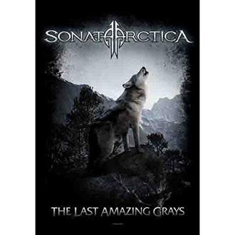 Bandiera Sonata Arctica - The Last Amazing Grays, HEART ROCK, Sonata Arctica