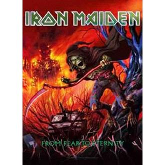Bandiera Iron Maiden - from Fear to Eternity, HEART ROCK, Iron Maiden