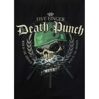 Bandiera Five Finger Death Punch, HEART ROCK, Five Finger Death Punch