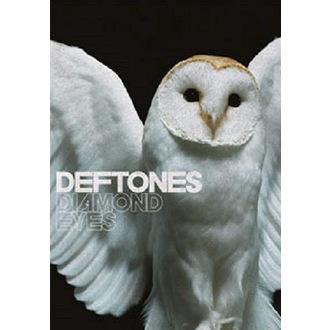Bandiera Deftones - Diamond Eyes, HEART ROCK, Deftones
