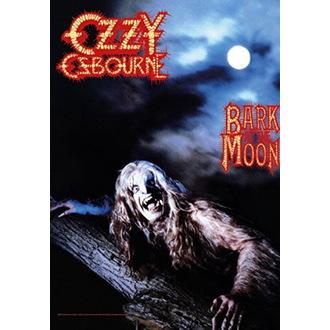 Bandiera Ozzy Osbourne - Bark at the Moon, HEART ROCK, Ozzy Osbourne