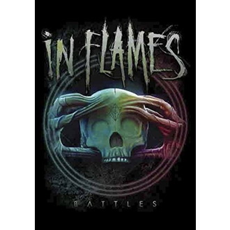 Bandiera In Flames - Battles, HEART ROCK, In Flames