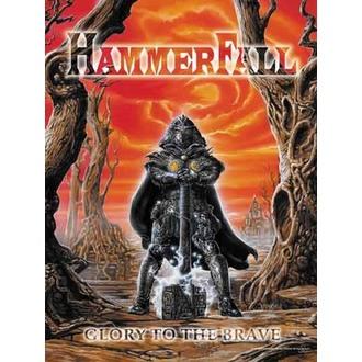 bandiera Hammerfall - Gloria to The Coraggioso, HEART ROCK, Hammerfall