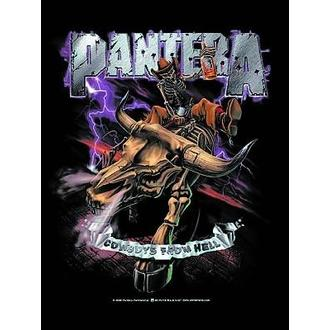 bandiera Pantera - Cowboys From Hell, HEART ROCK, Pantera
