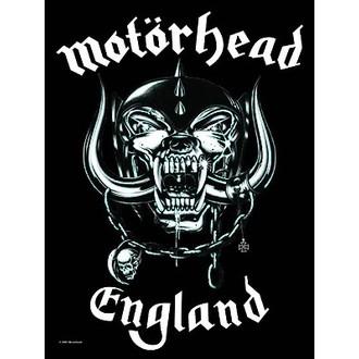 bandiera Motörhead - England, HEART ROCK, Motörhead