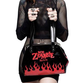 borsetta (borsa) KILLSTAR - Rob Zombie - Piccante Inferno - NERO, KILLSTAR, Rob Zombie