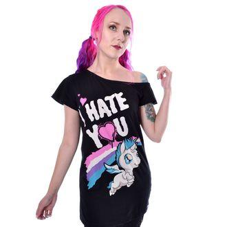 t-shirt donna - HATE YOU - CUPCAKE CULT, CUPCAKE CULT