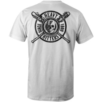 t-shirt street uomo - HEAVY HITTERS - FAMOUS STARS & STRAPS, FAMOUS STARS & STRAPS