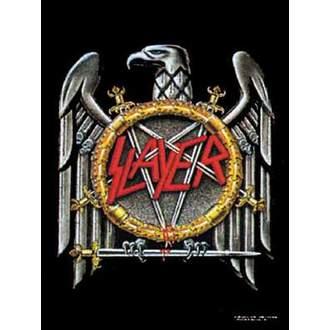bandiera SLAYER HFL 059, HEART ROCK, Slayer