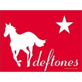 bandiera Deftones - Redpony, HEART ROCK, Deftones