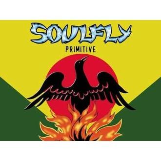 bandiera Soulfly - Primitivo, HEART ROCK, Soulfly
