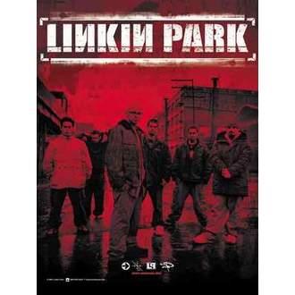 bandiera Linkin Park - Band, HEART ROCK, Linkin Park