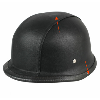 casco OSX - TEDESCO PELLE - AC59 - DANNEGGIATO, OSX