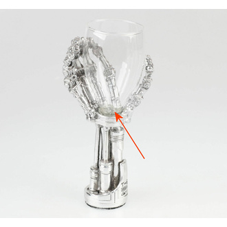bicchiere Terminator 2 - B1457D5 - DANNEGGIATO, NNM, Terminator