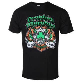 t-shirt metal uomo Dropkick Murphys - Shamrock Badge - KINGS ROAD, KINGS ROAD, Dropkick Murphys