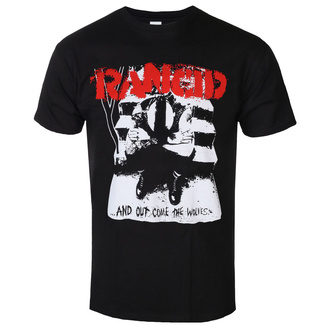 t-shirt metal uomo Rancid - And Out Come The Wolves - KINGS ROAD, KINGS ROAD, Rancid