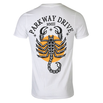 t-shirt metal uomo Parkway Drive - Scorpio - KINGS ROAD, KINGS ROAD, Parkway Drive