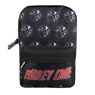 zaino Mötley Crüe - HEAVY METAL - ENERGIA, NNM, Mötley Crüe