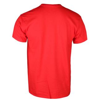 Maglietta da uomo THREE DAYS GRACE - OUTSIDER (RED) - PLASTIC HEAD, PLASTIC HEAD, Three Days Grace