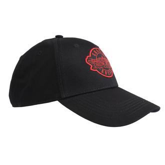 Cappello Guns N' Roses - Red Circle Logo - ROCK OFF, ROCK OFF, Guns N' Roses