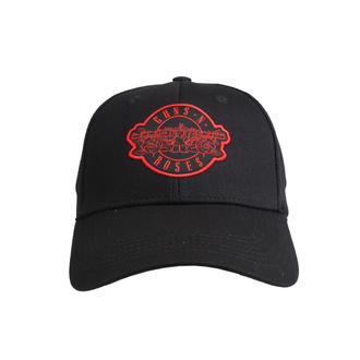 Cappello Guns N' Roses - Red Circle Logo - ROCK OFF, ROCK OFF, Guns N' Roses