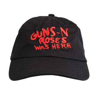 Cappello Guns N' Roses - Was Here - ROCK OFF, ROCK OFF, Guns N' Roses