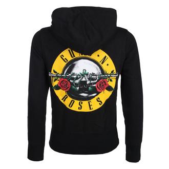 Felpa con cappuccio da donna Guns N' Roses - Classic Logo - ROCK OFF, ROCK OFF, Guns N' Roses