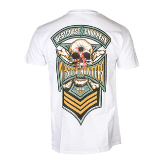 t-shirt uomo - HIPSTER HUNTERS - West Coast Choppers, West Coast Choppers