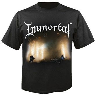 Maglietta da uomo IMMORTAL - The seventh date of Blashyrkh - NUCLEAR BLAST, NUCLEAR BLAST, Immortal