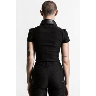 Maglietta da donna KILLSTAR - Insomnia Crop - Nero, KILLSTAR
