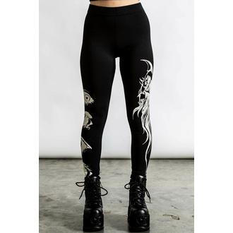 Pantaloni da donna (leggins) KILLSTAR - Insomnia - nero, KILLSTAR