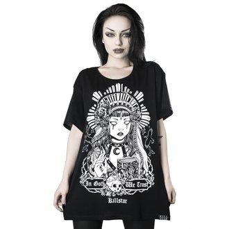 maglietta KILLSTAR - In Goth We Trust Relaxed, KILLSTAR