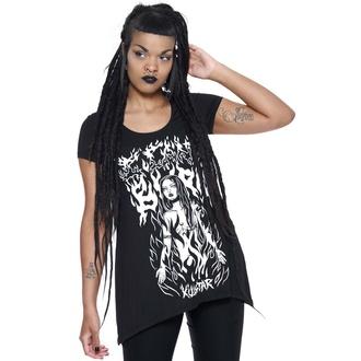 Maglietta da donna KILLSTAR - I Can't Burn - NERO, KILLSTAR