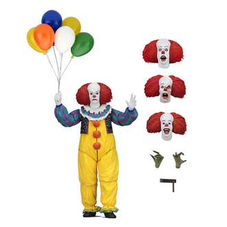 Figurina TO - Stephen King - 1990 Pennywise, NNM