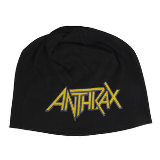 Beanie Anthrax - Logo - RAZAMATAZ, RAZAMATAZ, Anthrax