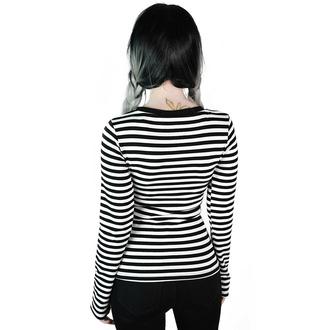 Maglietta da donna a maniche lunghe KILLSTAR - Jett - BIANCA, KILLSTAR