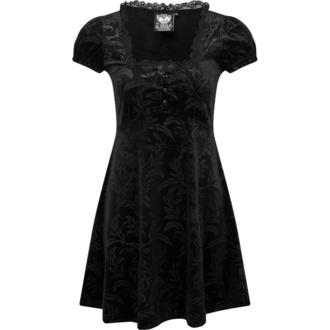 Vestito da donna KILLSTAR - Kadabra Skater - NERO - KSRA001765